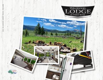 2021 Forest River Wildwood Lodge Brochure